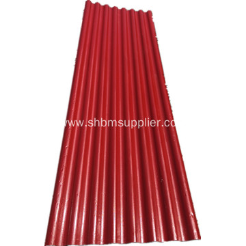 """Iron Crown ""Anti-corrosion Roofing Sheets"