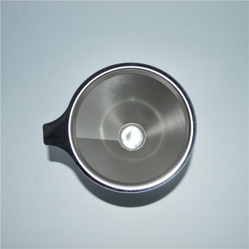 2 Cups Stainless Steel Coffer Filter Wire Mesh