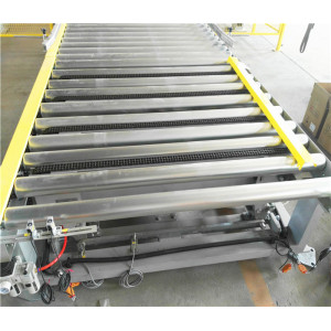 Multi-directional Omni Wheel Roller Conveyor Assembly Line