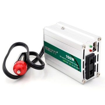 Mini Inverter High Efficiency with USB Port 150W