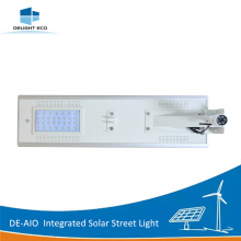 DELIGHT DE-AIO CCTV Camera Integrated Solar Street Lamp