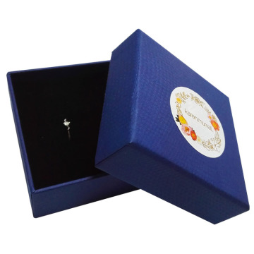 Fashionable jewelry cute box leather jewelry box set