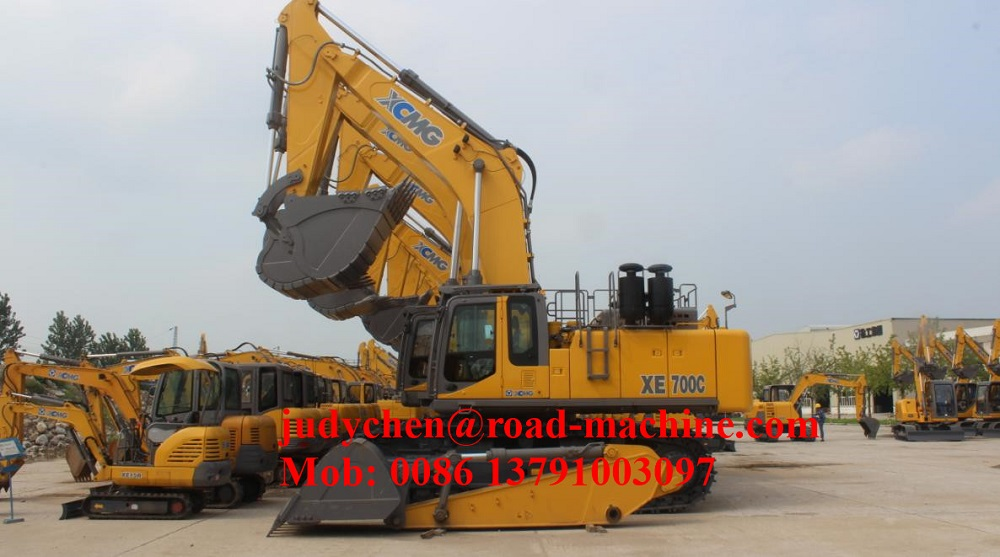 XCMG21 ton Excavator XE210 for Sale
