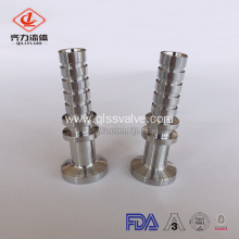 Sanitary Stainless Steel Hose Adapter