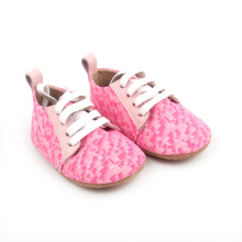 New Design Knitted Upper Shoes Children Casual Shoes