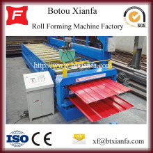 Color Steel Roof Cladding Roll Forming Machine