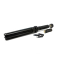 Zoomable Strobe Electric Tactical Autodefensa Linterna