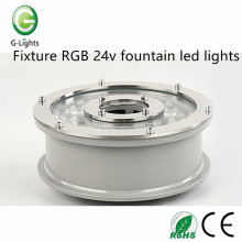 Good Quality for Led Underwater Light Fixture RGB 24v fountain led lights export to Poland Factories