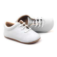 Soft Sole Baby Oxford Shoes For Boy