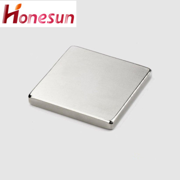 N52 Block Rare Earth Permanent Magnet Neodymium