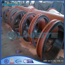 Hot Selling for Bend Pipe Without Flanges Pressed steel hot bends supply to Vietnam Factory