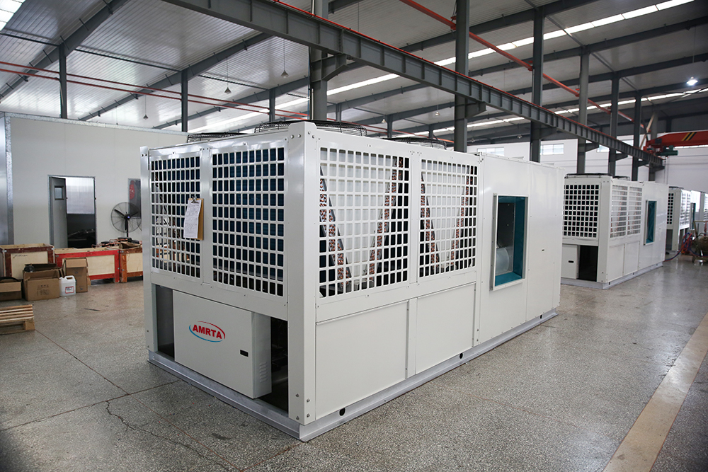 Air To Air Packaged Unit With Heat Recovery