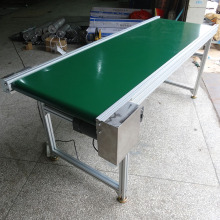 factory low price Used for Offer Belt Conveyor Systems,Belt Conveyor,Portable Belt Conveyor From China Manufacturer Mini Green ESD Belt Conveyor for Sale supply to Germany Supplier