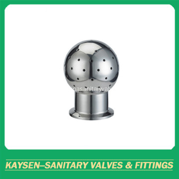 3A Sanitary clamped Fixed cleaning ball