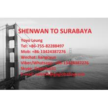 10 Years for Asia Shipping Line Zhongshan Shenwan Sea Freight to Indonesia Surabaya export to South Korea Manufacturer