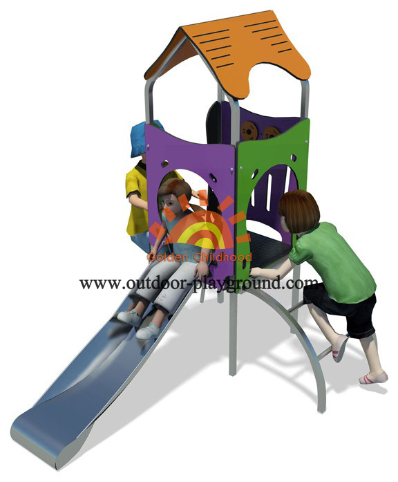 playhouse slide play structures