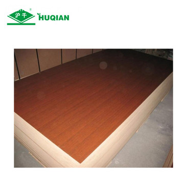 Melamine Mdf Board 4'x8'x3mm E1