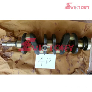 MAZDA F2 FE crankshaft main bearin