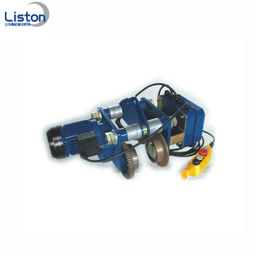 500 kg multifunctional electric winch wire rope hoist