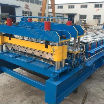 2017 New Type metal sheet wall panel making machine