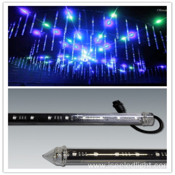 DMX vertical stick 3d tube disco stage light