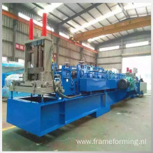 steel z shape purlin roll forming line