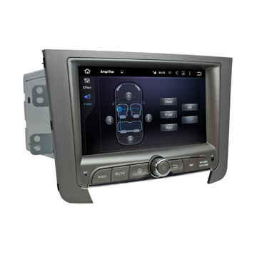 Android 7.1 Car DVD Player Per SsangYong Rexton 2014