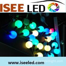 OEM for Best 3D Led Ball,3D Led Night Light,3D Led Disco Ball,3D Led Pixel Ball for Sale Programmable LED Christmas 3D Ball String supply to Germany Exporter