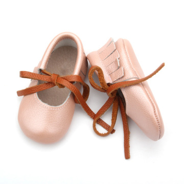 Exquisite Baby Shoes Fashion Mocassins Girls Dress Shoes