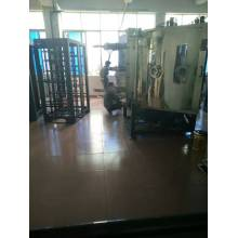 PVD metallizing coating machine