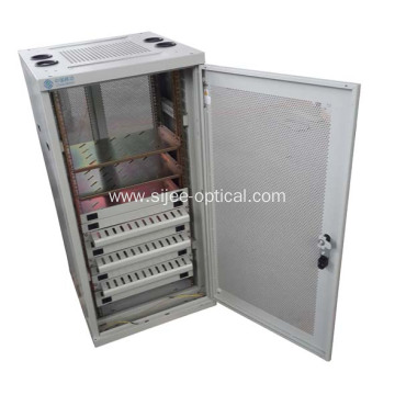 Chinese Professional for Electrical Distribution Cabinets Telecom Indoor Floor Standing Network Rack Cabinet export to Andorra Importers