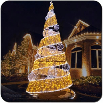 National Christmas Tree`s Evening in the world