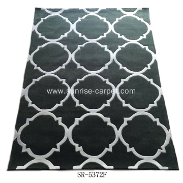 Nice acrylic hand tufted carpet