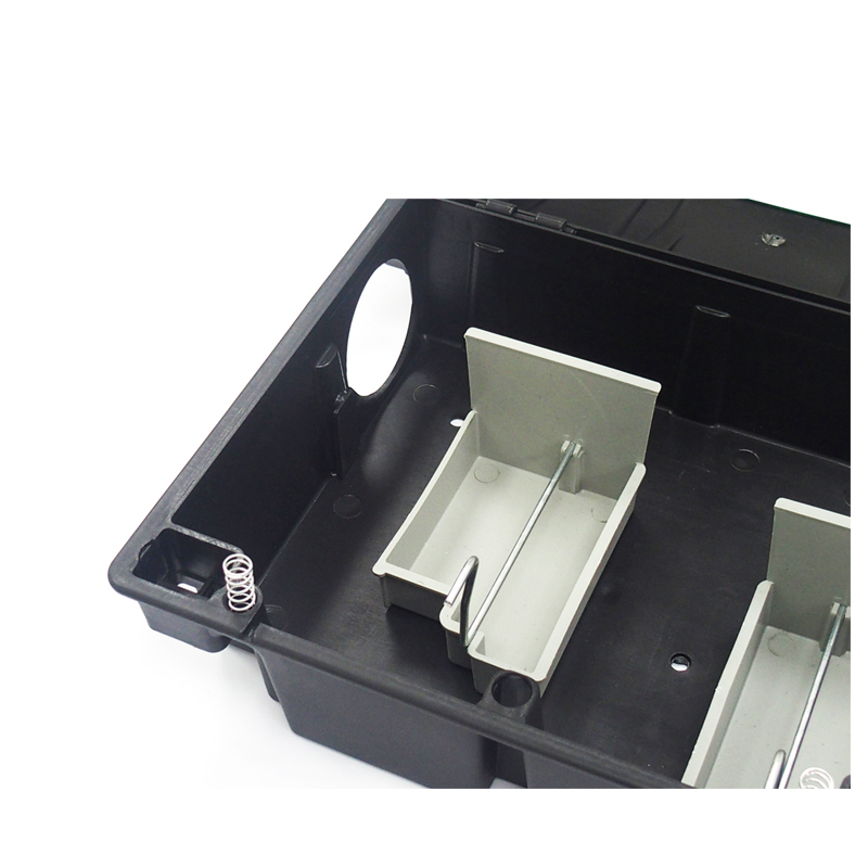 Tamper Proofing Rodent Bait Boxes