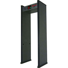 Machine metal detector for security