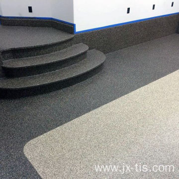 Acylic Chips EPOXY FLOOR COATING