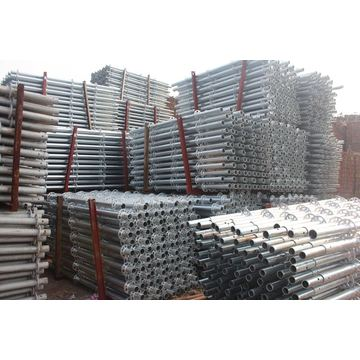 Galvanized Steel Frame scaffolding pipe