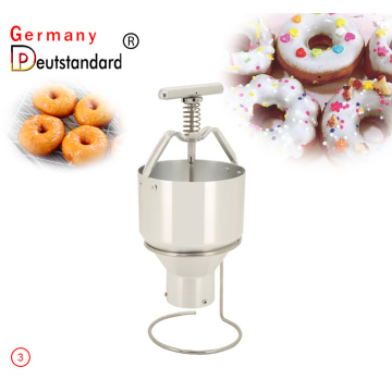 Convenient manual donut machine mini donut machine maker
