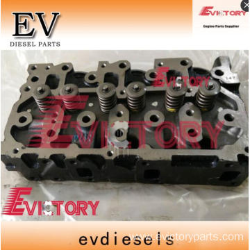 3TNV70 cylinder head block crankshaft connecting rod
