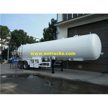 12000 Gallons 20ton LPG Truck Trailers