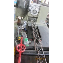 Steel rods truss mesh machine