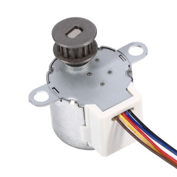 Maintex 24BYJ48 5V Bipolar Geared Reducer Stepper Motor