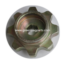 OEM China for JD Combine spare Parts H233287 H221814 John Deere Chain 8 Tooth Sprocket supply to Ukraine Manufacturers