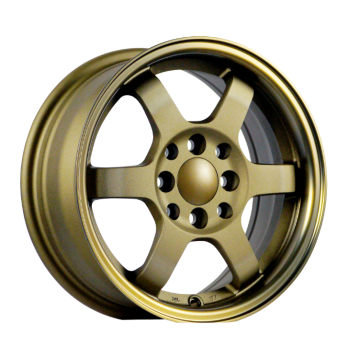 Bronze  Aluminium Alloy Small Size Wheels