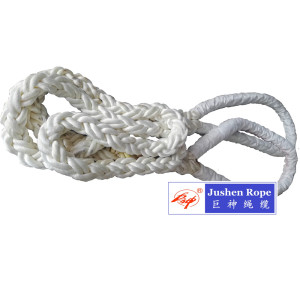 OEM/ODM for Mooring Tails,Ship Rope,Boat Mooring Lines Manufacturers and Suppliers in China 8-Strand Polyester&Polypropylene Mooring Tails supply to Estonia Importers