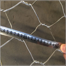 highly galvanized wire gabion mesh cages/baskets