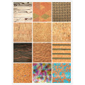 slub portugal Natural PU Cork Fabric leather