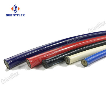 Reinforced paint spray flexible r7 nylon hose