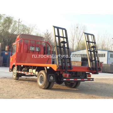 105 KW Howo Light Flat Truck Грузовик