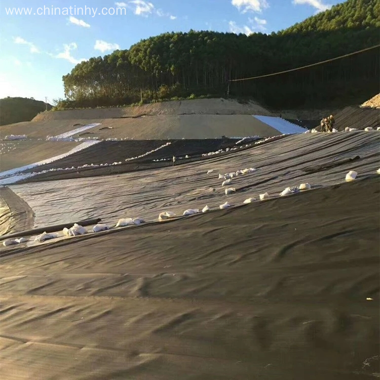 Lake Liners Composite Waterproofing Geomembrane